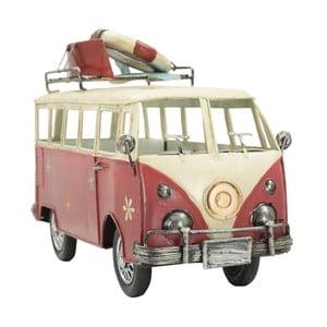 Dekorace ve tvaru autobusu Mauro Ferretti