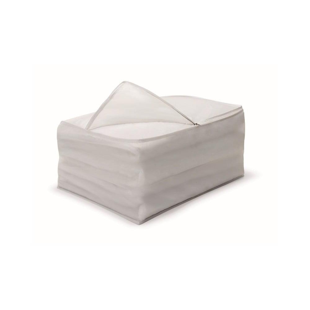 Bílý uložný box na přikrývky Cosatto Ice, 45 x 60 cm