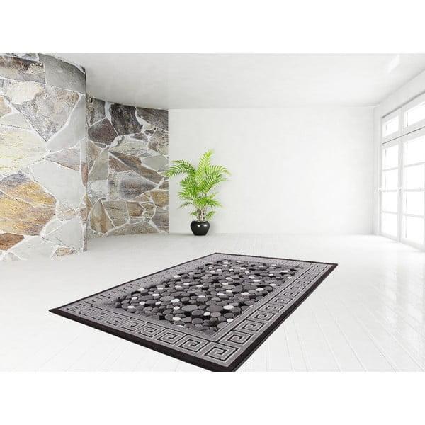 Koberec Mira Grey, 80x150 cm
