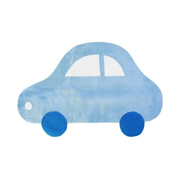 Dětský koberec Mavis Car Blue, 100x150 cm