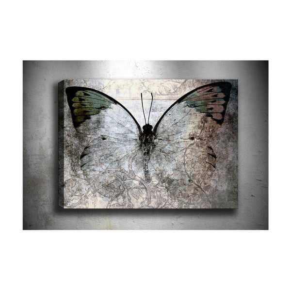 Fading Butterfly kép, 70 x 50 cm - Tablo Center