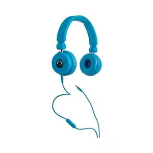 Modrá sluchátka TINC Big Boom