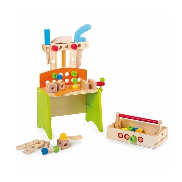 Atelier de lucru, joc din lemn Legler Workbench