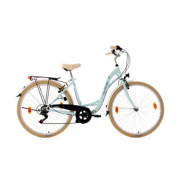 """Dámské kolo City Bike Casino Blue, 28"""""""