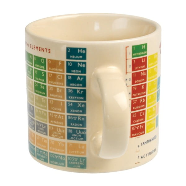 Hrnek Rex London Periodic Table, 350 ml