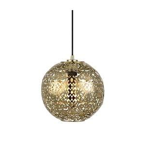 Závěsné svítidlo ve zlaté barvě Markslöjd Indigo, ⌀ 29 cm