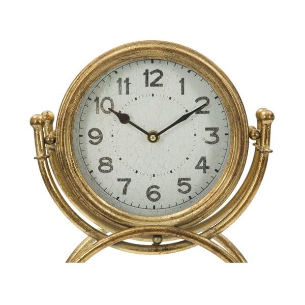 Glam Bright aranyszínű asztali óra - Mauro Ferretti