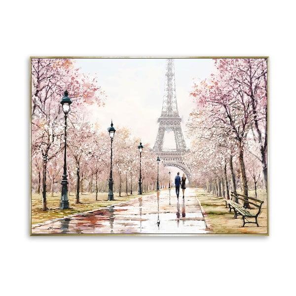 Tablou imprimat pe pânză, în ramă Styler Paris, 62 x 82 cm
