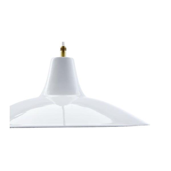 Stropní svítidlo Emailleleuchte 08 White/White