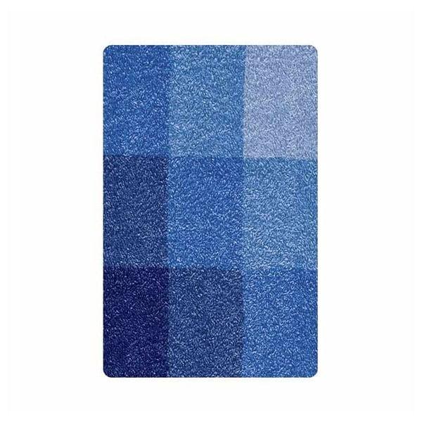 Předložka Square, 60x100 cm, modrá