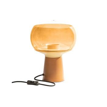 Veioză din metal BePureHome, înălțime 28 cm, portocaliu
