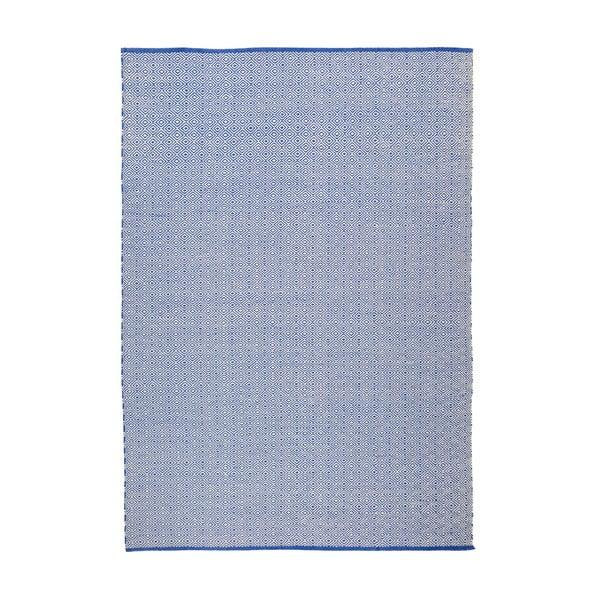 Koberec Calvino White/Blue, 160x230 cm