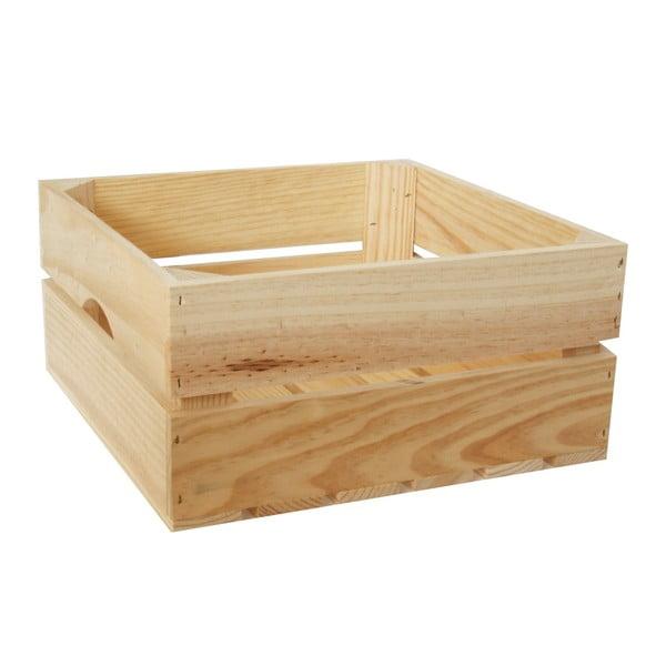 Přepravka Caja Natural, 31x15x31 cm