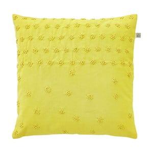 Polštář s náplní Brixen Yellow, 45x45 cm