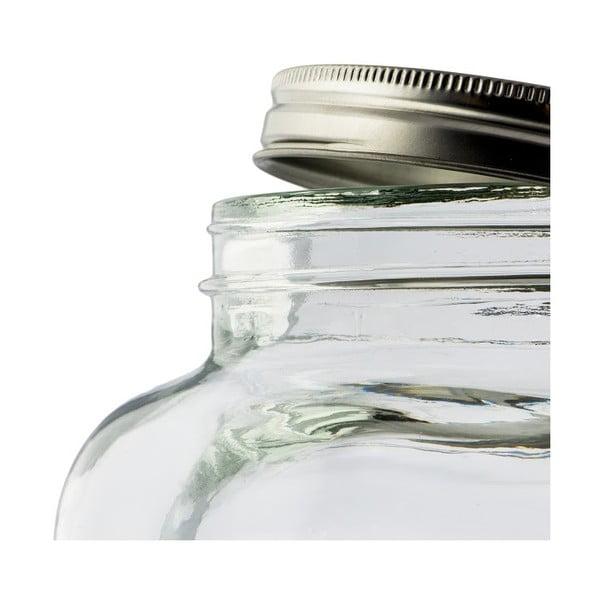 Skleněný barel na limonády Dispenser, 8 l