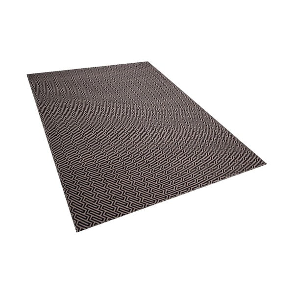 Béžový venkovní koberec Monobeli Turga, 160 x 230 cm