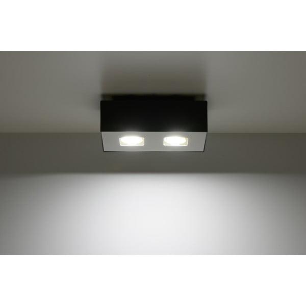 Černé stropní světlo Nice Lamps Hydra2