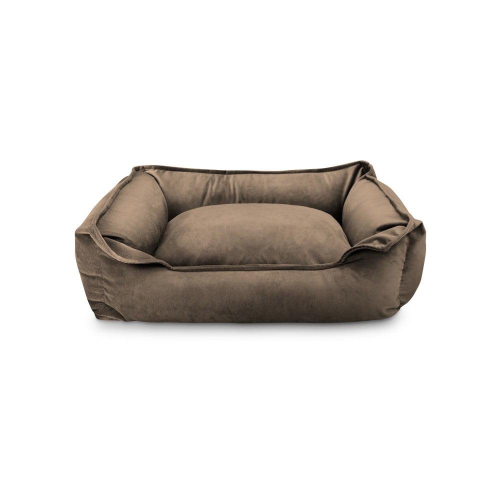 Hnědý pelíšek pro psy Marendog Nebula Premium