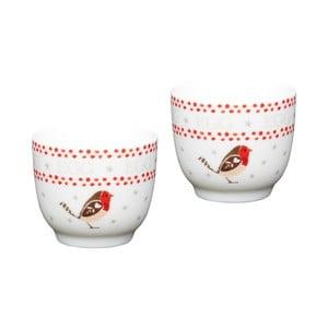 Nádobky na vejce Little Red Robin