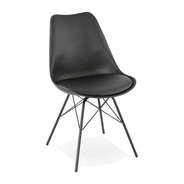 Černá jídelní židle Kokoon Fabrik