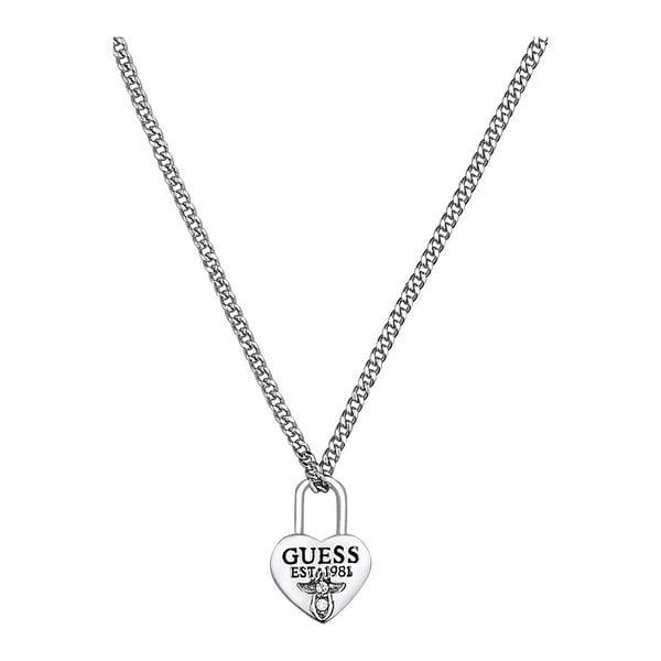 Náhrdelník Guess 1449 Silver
