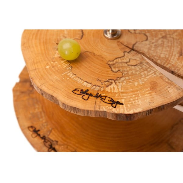 Dřevěný stojan Levels