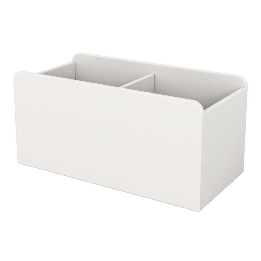 Bílý dětský box na hračky Flexa Shelfie