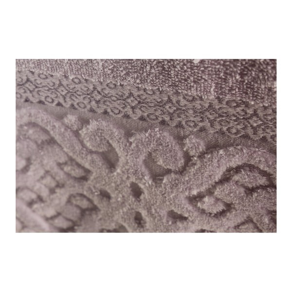 Sada 2 osušek Meltem Lilac, 70x140 cm