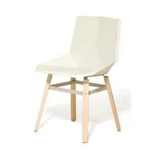 Bílá židle Mobles 114 Green