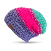 Căciulă tricotată manual DOKE Anie