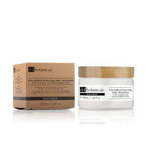 Cremă hidratantă de zi Dr. Botanicals Free-Radical Protecting, 50 ml