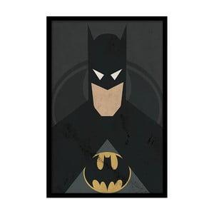 Plakát Dark Batman, 35x30 cm