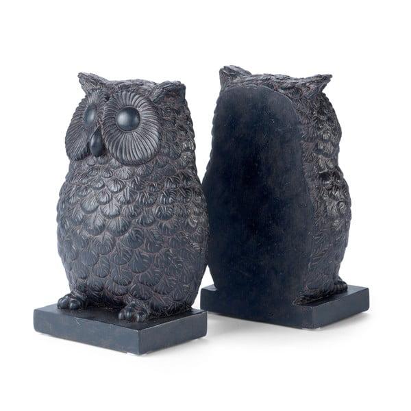 Zarážky na knihy Owl Stop