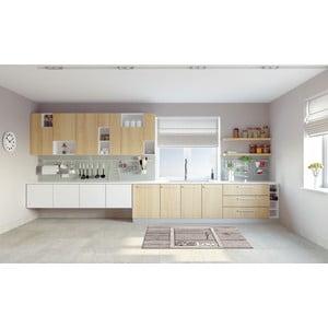 Vysoce odolný kuchyňský koberec Webtappeti Keylove,60x115cm