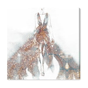 Obraz Oliver Gal Night For Stars, 40x40cm