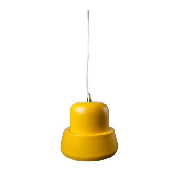 Závěsné světlo Brambla Prima Mini, žluté