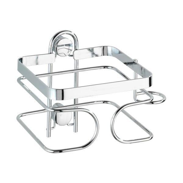 Suport perete pentru uscător, oțel inoxidabil Wenko Premium