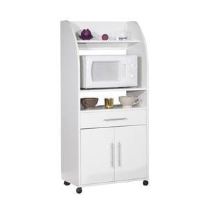 Sistem depozitare pentru bucătărie cu rafturi TemaHome Jeanne, alb