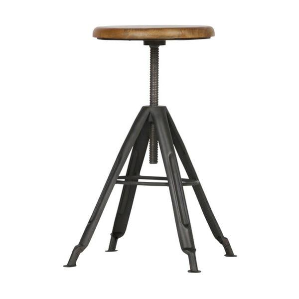 Stolička z mangového dreva WOOOD Brenna