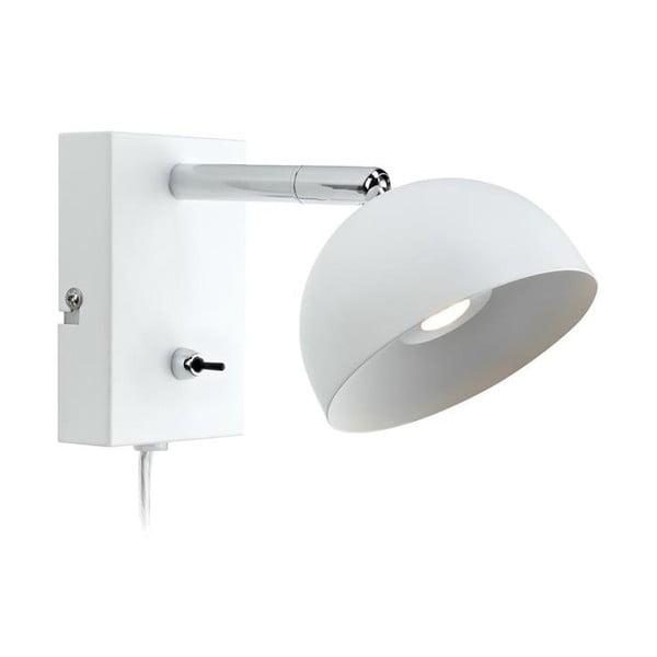 Bílé nástěnné světlo Markslöjd Kinkiet 110