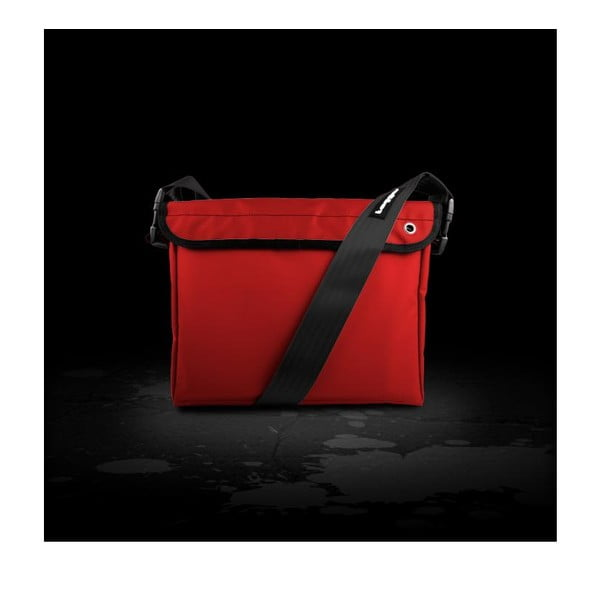 Brašna Tagger Crew Messenger, červená