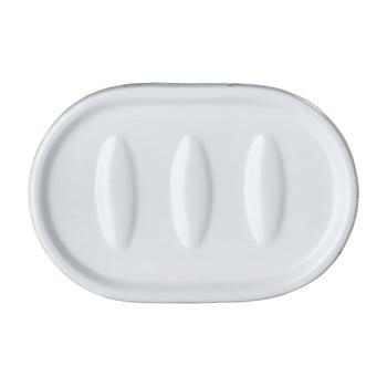 Săpunieră din ceramică Wenko Adrada, alb imagine
