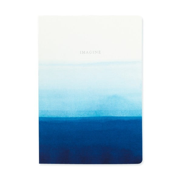 Caiet notițe GO Stationery Serenity Sea, A5