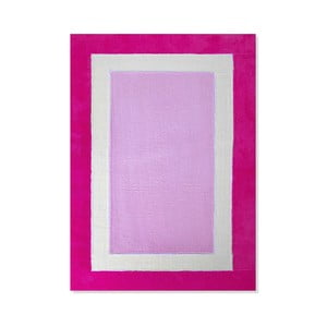 Dětský koberec Mavis Pink Mix, 100x150 cm