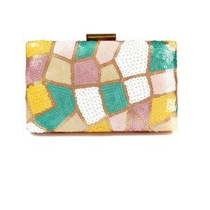 Kožená kabelka Carla Ferreri Rosa