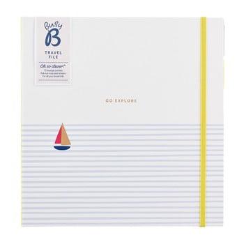 Dosar pentru documente de călătorie Busy B imagine