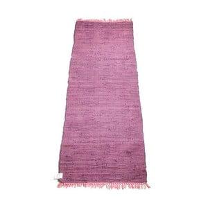 Koberec Stripes 70x200 cm, fialový