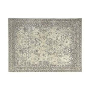 Šedý vlněný koberec Kooko Home Calypso,200x300cm