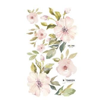 Autocolant pentru perete Dekornik Botanix Pastel Magnolia L