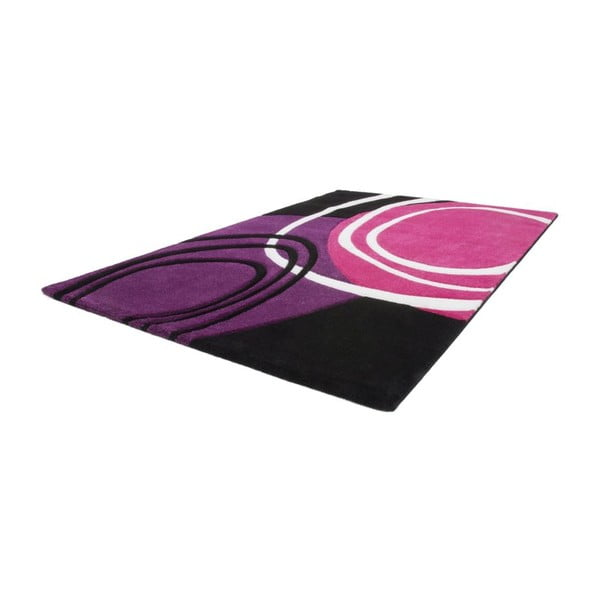 Koberec Lifestyle 114 fuchsia/purple, 80x150 cm